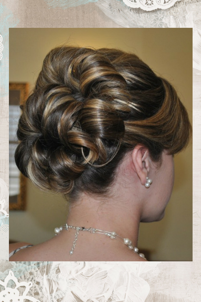 Seaside Florida Bridal Hair