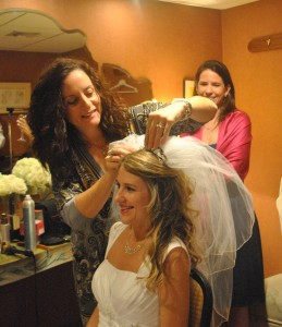 Why You Need a Wedding Day Hair Stylist
