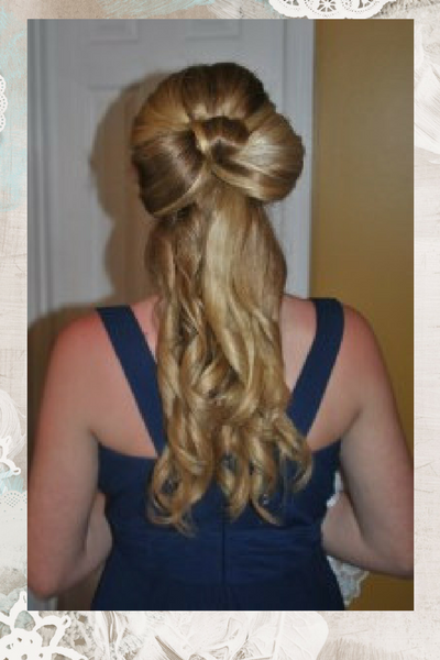 Beautiful Hair Bow